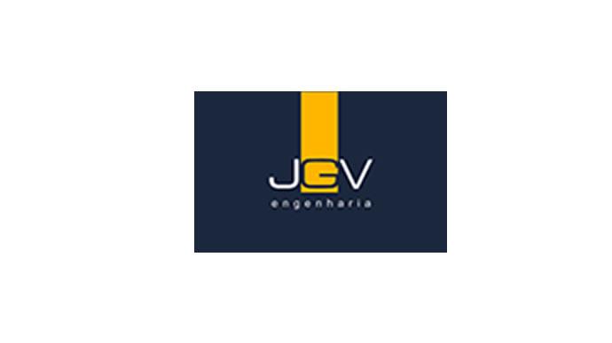 Logo da JGV Engenharia